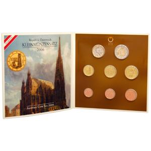 Austria - Official BU Set 2006