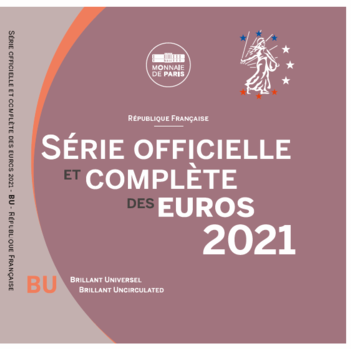 France - Official BU Set 2021