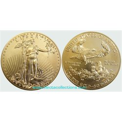 Etats-Unis - Gold coin BU 1 oz, American Eagle, 2013