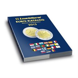 Euro coins catalogue, German edition 2013