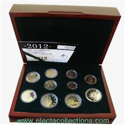 Luxemburg - Official PROOF Set 2012