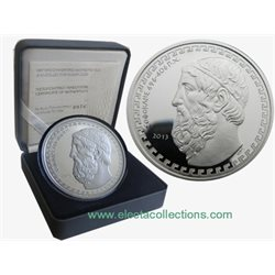 Grecia - 10 Euro de Plata Proof, Sophocles, 2013