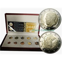 Greece - Euro coins Official PROOF Set 2013