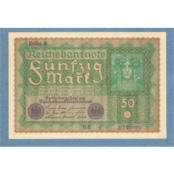 Germany - 50 Marks, Berlin 1919