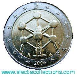 Slovenie 2 Euro France Preseren 2007