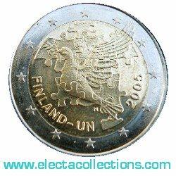 Slovenia 2 Euro France Preseren 2007