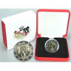Monaco 2 Euro Gedenkmünze Grace Kelly 2007