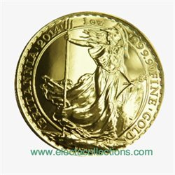 Great Britain - Britannia Gold Coin 1 oz, 2014