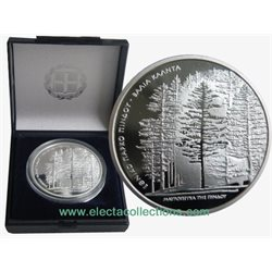 Greece - 10 Euro, Black pine trees, 2007