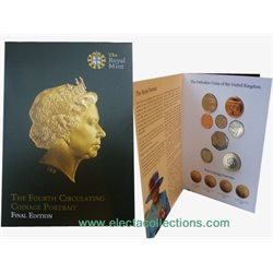 Royaume Uni - Brilliant Uncirculated Coin Set, 2015
