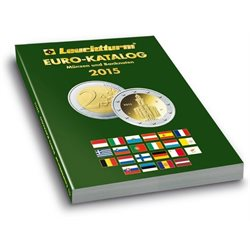 Euro coins catalogue, German edition 2015