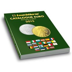 Euro coins catalogue, French edition 2015