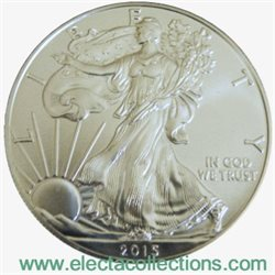 United States - Silver coin BU 1 oz, American Eagle, 2015