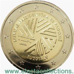 """Slovakia 2 euro coin 2016 /""""Presidency of the Council of the EU/"""" UNC"""