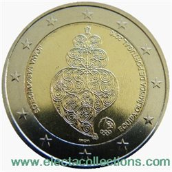 Portugal – 2 Euro, Olympic Games RIO, 2016