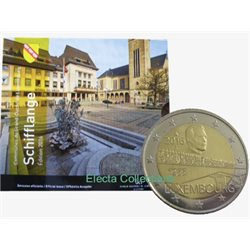 Luxemburg - Official BU Set 2016