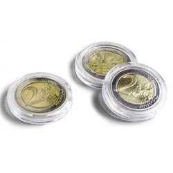 Coin capsules for coins 2 Euro, 26mm - ULTRA