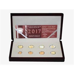 Greece - Euro coins Official PROOF Set 2017