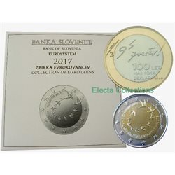 Slovenia - Official BU Set 2017