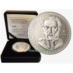 Griechenland 10 Euro Silber Herodot 2018