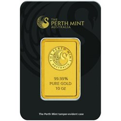 Αυστραλία - Gold Bar Perth Mint 10 gramms 999.9/1000