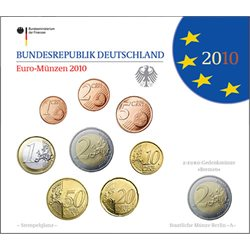 Germany - Official BU Set 2010 (single set)