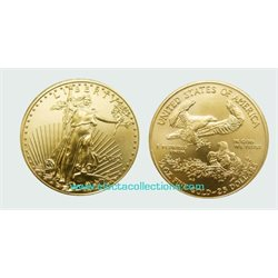 United States - Gold coin BU 1/2 oz, American Eagle, 2012