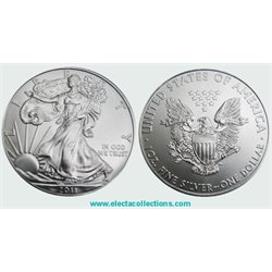 United States - Silver coin BU 1 oz, American Eagle, 2011