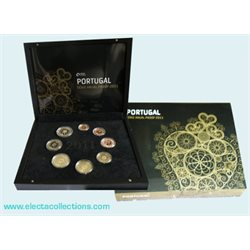 Portugal - Serie Officiel Monnaies Euro BE 2011