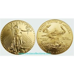 United States - Gold coin BU 1 oz, American Eagle, 2012