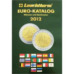 Euro coins catalogue, German edition 2012