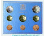 Vatican - Official Euro coin set 2012