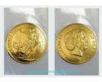 Great Britain - Britannia Gold Coin 1 oz, 2012
