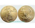 United States - Gold coin BU 1 oz, American Eagle, 2013