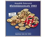 Austria - Official BU Set 2002