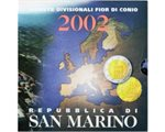 San Marino - Official BU Set 2002