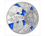 France - 10 Euro silver, Notre Dame, 2013