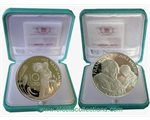 Vatican - Coin set 5 and 10 Euro silver, 2013