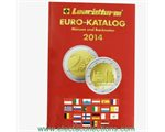 Euro coins catalogue, German edition 2014