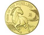 Great Britain - Year of the Horse Gold Coin 1 oz, 2014