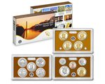 United States - Annual Coin set Proof - 14 coins, 2013