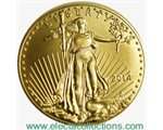 United States - Gold coin BU 1 oz, American Eagle, 2014