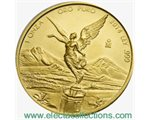 Messico - Gold coin BU 1 oz, Libertad, 2014