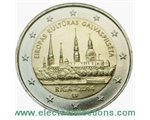 Latvia - 2 Euro, Riga - European Capital of Culture, 2014