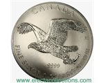 Canada - Silver coin BU 1 oz, Bald Eagle, 2014