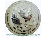 Australia - Silver coin BU 5 oz, Year of the Horse, 2014