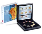 Austria - Euro coins, Official PROOF set 2014