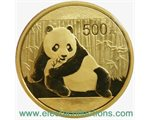 China - Gold coin BU 1 oz, Panda, 2015 (sealed)