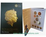 Regno Unito - Brilliant Uncirculated Coin Set, 2015