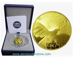 France - 50 Euro gold, Peace in Europe, 2015